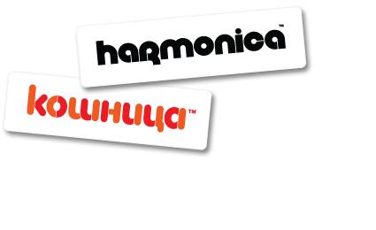 logo Harmonica